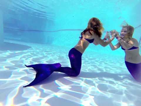 What is mermaiding?