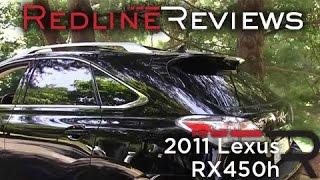 getlinkyoutube.com-2011 Lexus RX450h Walkaround, Review, Test Drive