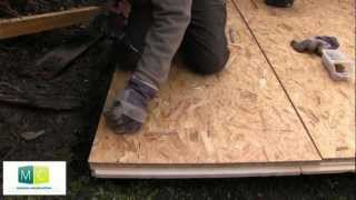 getlinkyoutube.com-Plancher isolation, isolation extérieure