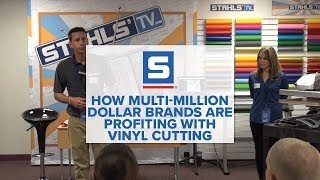 How Multi-Million Dollar Brands are Profiting with Vinyl Cutting