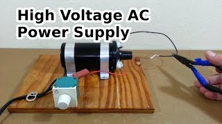 getlinkyoutube.com-DIY High Voltage AC Power Supply