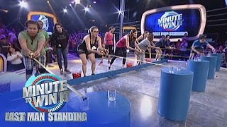 Go The Distance | Minute To Win It - Last Duo Standing
