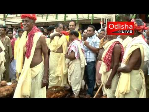 Akshay Trutiya in Puri - Video Report