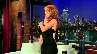 getlinkyoutube.com-David Letterman   Kathy Griffin Undressed