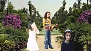 getlinkyoutube.com-بنات طيور الجنة رغد الوزان و ديمة بشار و لين الصعيدي