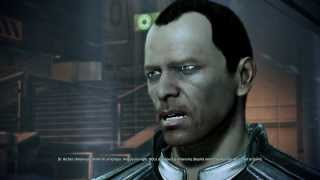 getlinkyoutube.com-Mass Effect 3: Meeting Dr Gavin Archer from Project Overlord DLC