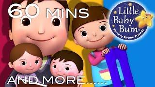 getlinkyoutube.com-No Monsters Song | Plus Lots More Nursery Rhymes | From LittleBabyBum!