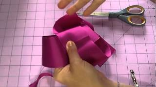 getlinkyoutube.com-How To Make A Southern Big Girl Boutique Hair Bow