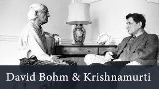 J. Krishnamurti - Brockwood Park 1983 - Conversation 1 with D. Bohm - Is there an action...