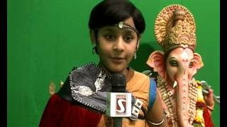 getlinkyoutube.com-Baalveer on locaton n interview Ganpati Bappa Spl