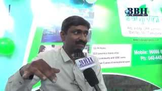 Rambabu Manager Vishal Projects Private Limited Hyderabad