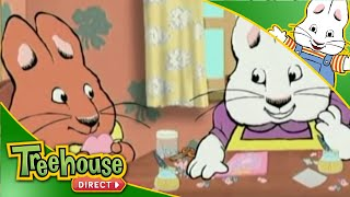 getlinkyoutube.com-Max & Ruby: Max's Valentine / Ruby Flies a Kite / Super Max - Ep.13