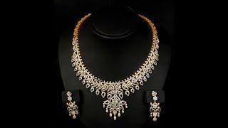 getlinkyoutube.com-Uncut Diamond Necklace Sets with Price