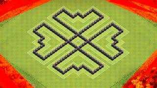 getlinkyoutube.com-Clash of Clans   AMAZING TH7 FARMING BASE   CORE LURING SYSTEM