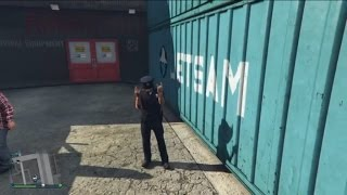 getlinkyoutube.com-GTA V Online -[PATCHED] How to get the Police Uniform WITH Police Hat[PATCHED]