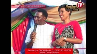 getlinkyoutube.com-Masanja, Kasaki Selemani, Kundi la Masanja na Mc Joshua Makondeko walivyotikisa mkutanoni