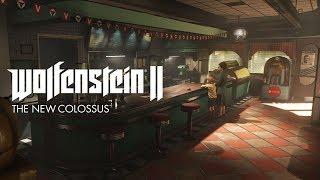 Wolfenstein II: The New Colossus - Roswell Mission Start (Developer Playthrough)