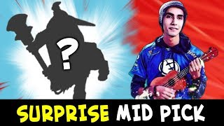 No one expected this hero on MID from TI winner — SumaiL width=