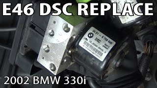 getlinkyoutube.com-BMW E46 DSC (Dynamic Stability Control) Unit Replacement