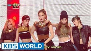 getlinkyoutube.com-4minute - Crazy   포미닛 - 미쳐 [Music Bank HOT Stage / 2015.03.13]