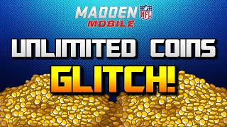 getlinkyoutube.com-Madden Mobile: The UNLIMITED Coins Hack / Glitch (Recap) (Patched Sept 25)