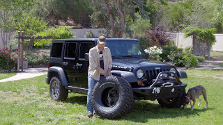 "getlinkyoutube.com-How I Stuffed 37"" BFG Tires on a Stock Jeep Wrangler JKU - NO LIFT KIT!"
