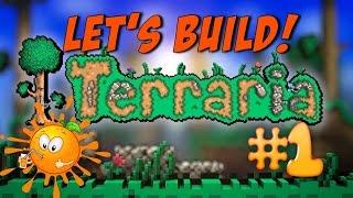 getlinkyoutube.com-Terraria 1.3 Let's Build! Expert AFK Moon Lord Farm