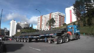 getlinkyoutube.com-Volvo FMX 440 i-shift at Genting Highlands