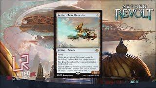 getlinkyoutube.com-Limited Resources 372 – Aether Revolt Set Review: Rare and Mythic Rare