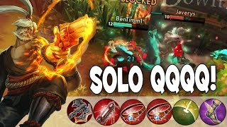 getlinkyoutube.com-SoloQing Like A Boss! | Vainglory Quest To Vainglorious Ep. 10 [Ringo Lane Gameplay]