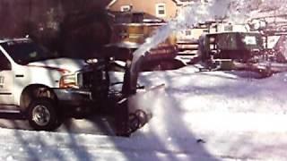 getlinkyoutube.com-Smokin Diesel truck mounted blower