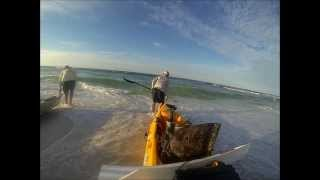 getlinkyoutube.com-Offshore kayak fishing. Good trip turned bad