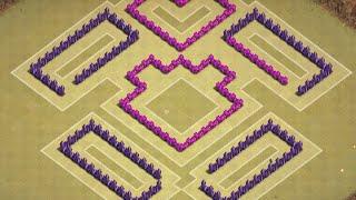 getlinkyoutube.com-تصميم تاون هول 7 ضد التنين خرافي!!
