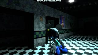 Five Nights at Freddy's: Negative Mickey takes a visit
