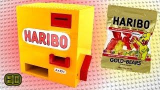 getlinkyoutube.com-Lego Haribo Gold Bears Machine