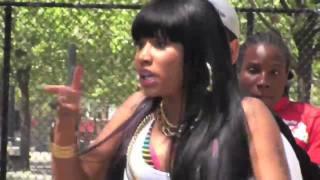 "getlinkyoutube.com-Nicki Minaj ft. Lil Wayne - ""Go Hard"" Official Video"