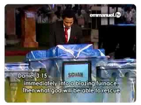 BE FAITHFUL TO GOD Cut1 -- TB JOSHUA