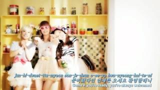 getlinkyoutube.com-[Eng, Rom & Kor] BeBe Mignon - 두비두바