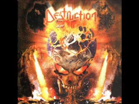 Destruction - Curse The Gods