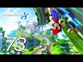 Mario Kart 8 Online Multiplayer - E73 - Triforce Cup