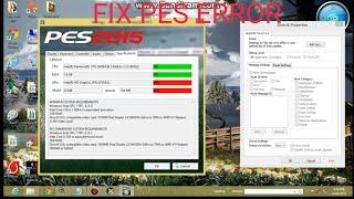 getlinkyoutube.com-PES2015-16 VRAM 512-GPU error fix by a app very simple (PC)