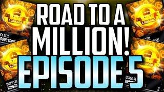 getlinkyoutube.com-Road to a MILLION Coins! Episode 5 :- Madden Mobile 16