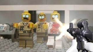 getlinkyoutube.com-Lego CoD Black Ops 2 Zombies