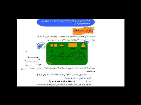 Learn maths 3 Lesson 53 Khat Tota Khat in pashto