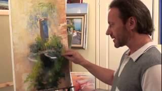 "getlinkyoutube.com-LIBERO! Full video ""balcone"" dal artista Igor Sakharov"