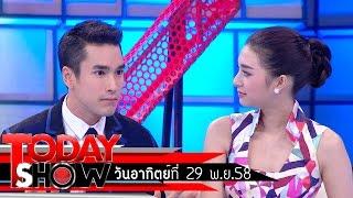 getlinkyoutube.com-TODAY SHOW  29 พ.ย. 58 (1/3) Talk Show พระเอก-นางเอกละครเรื่องตามรักคืนใจ