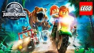 LEGO Jurassic World - Pelicula Completa en Español 1080p 60fps HD (Game Movie 2015)