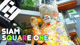 SIAM SQUARE ONE / Shopping in Bangkok