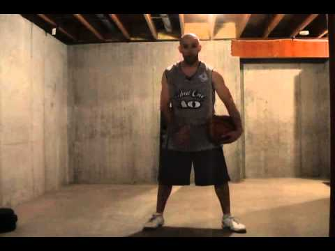 Snake Streetball Freestyle Tutorial - Crazy Legs + Variations