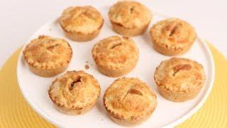 getlinkyoutube.com-Mini Apple Pie Recipe - Laura Vitale - Laura in the Kitchen Episode 643